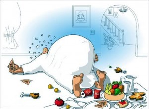 Don't let this be you at Iftaar!!